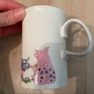 💥5/$25 Pig mug